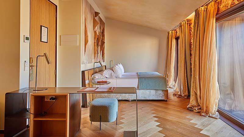JUNIOR SUITE EXPERIENCE - SA CREU NOVA - HOTEL LUJO MALLORCA