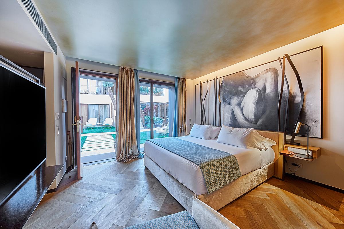 HOTEL LUJO MALLORCA HABITACIÓN GRAN DELUX WITH TERRACE
